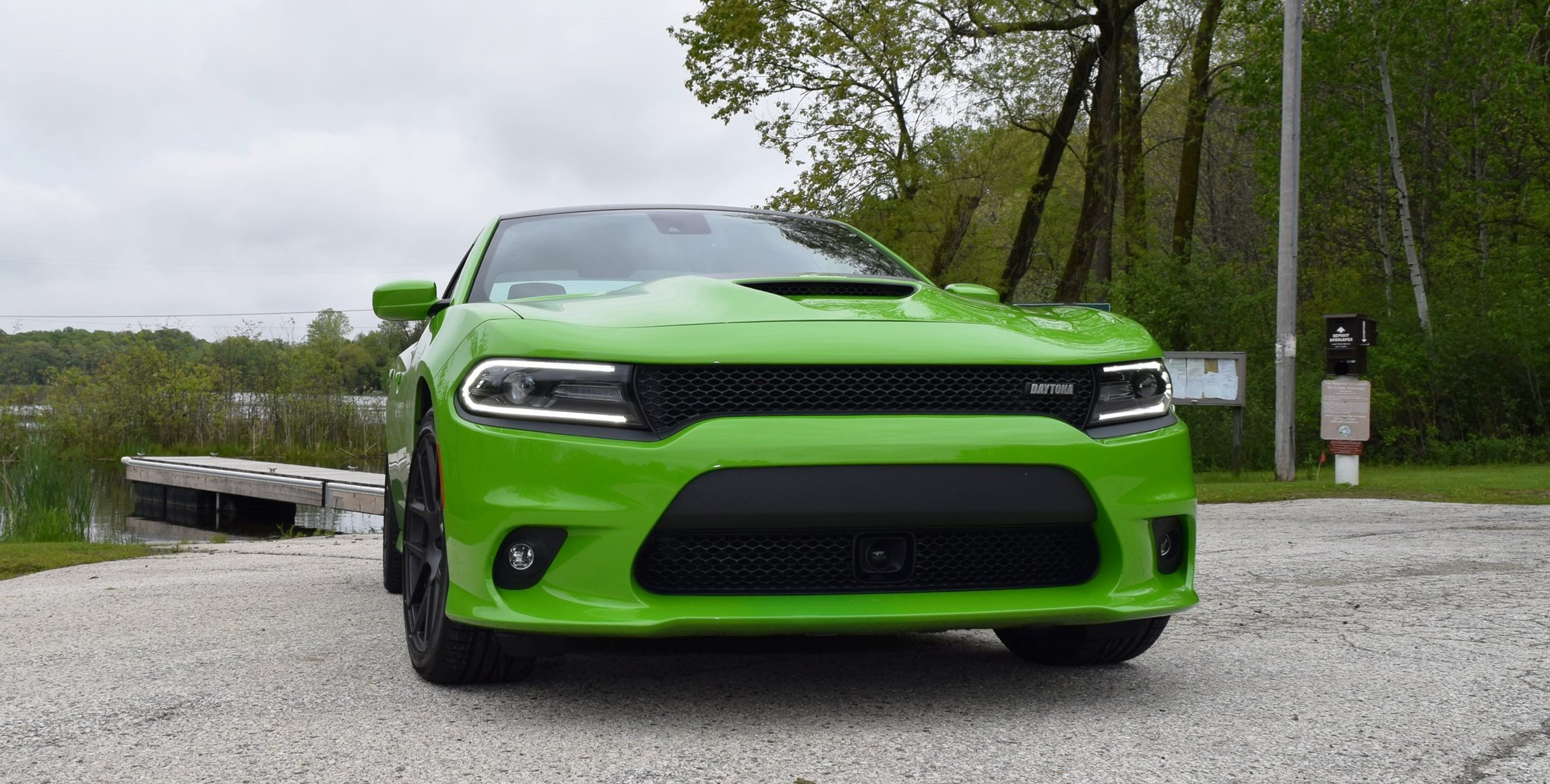 2017 Dodge Charger DAYTONA 3