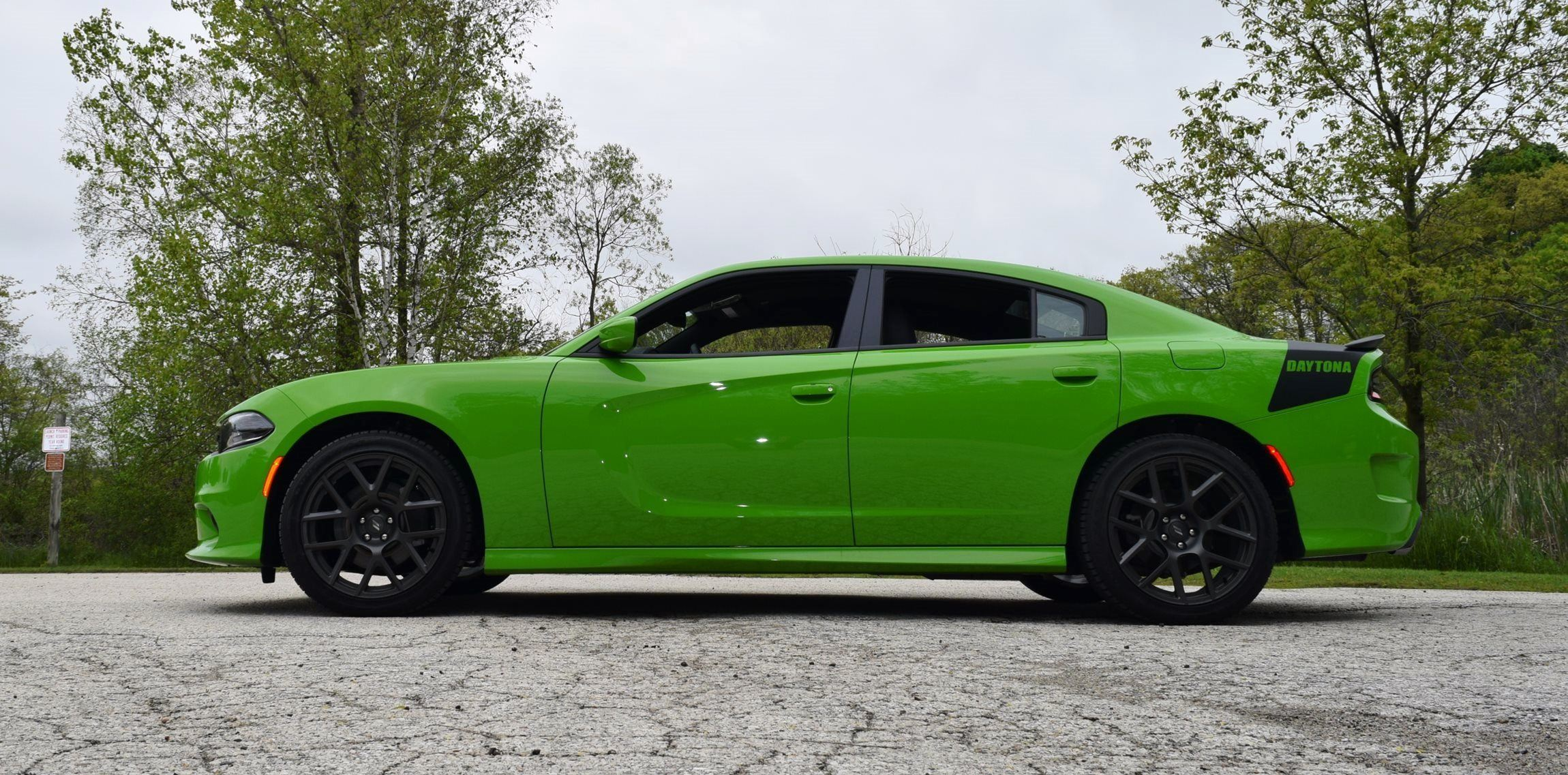 Dodge Charger Hellcat Price >> 2017 Dodge Charger DAYTONA - First Drive w/ Active Exhaust ...