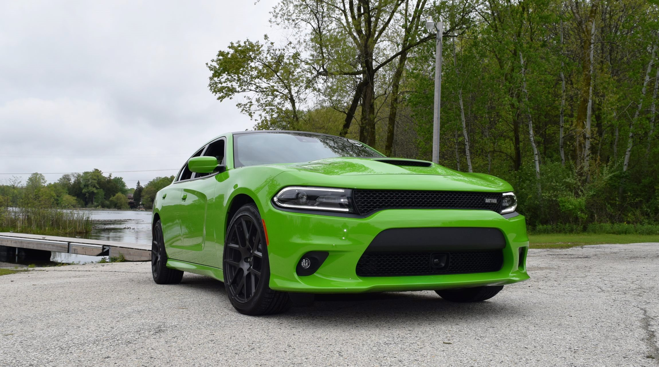2017 Dodge Charger DAYTONA 4