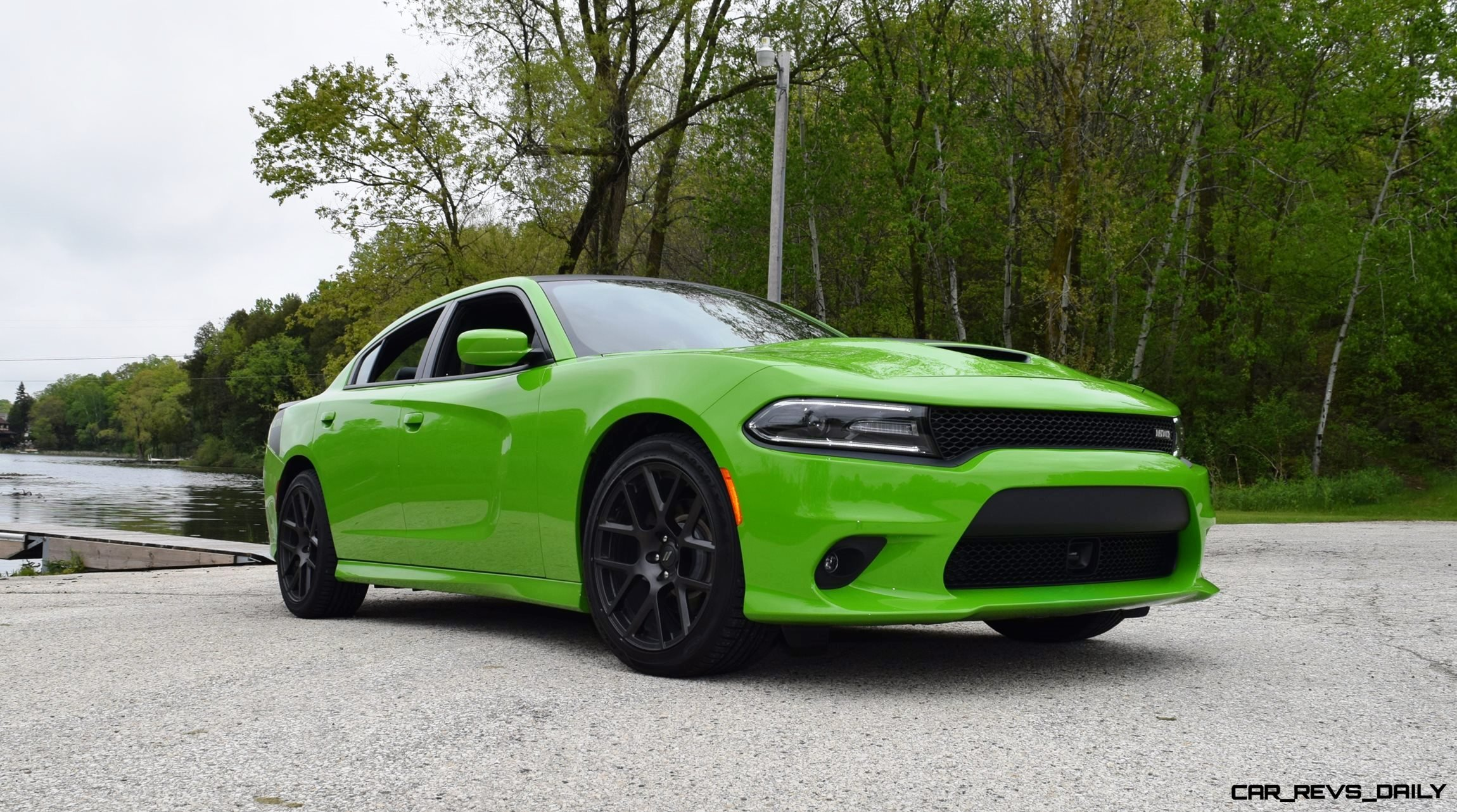 2017 Dodge Charger DAYTONA 6