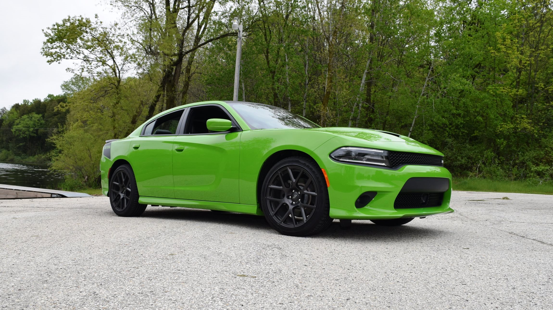 2017 Dodge Charger DAYTONA 8