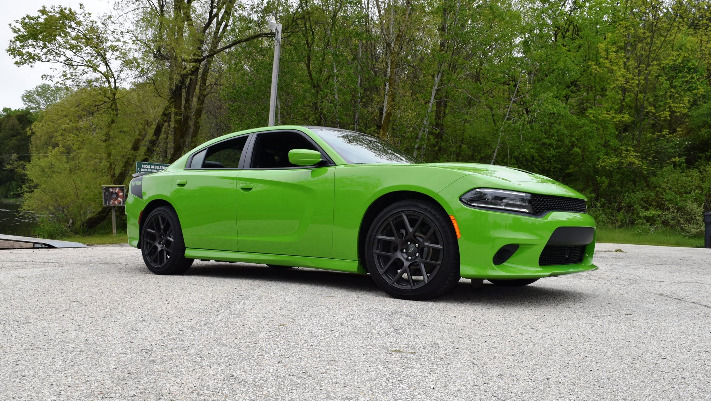 2017 Dodge Charger DAYTONA 9