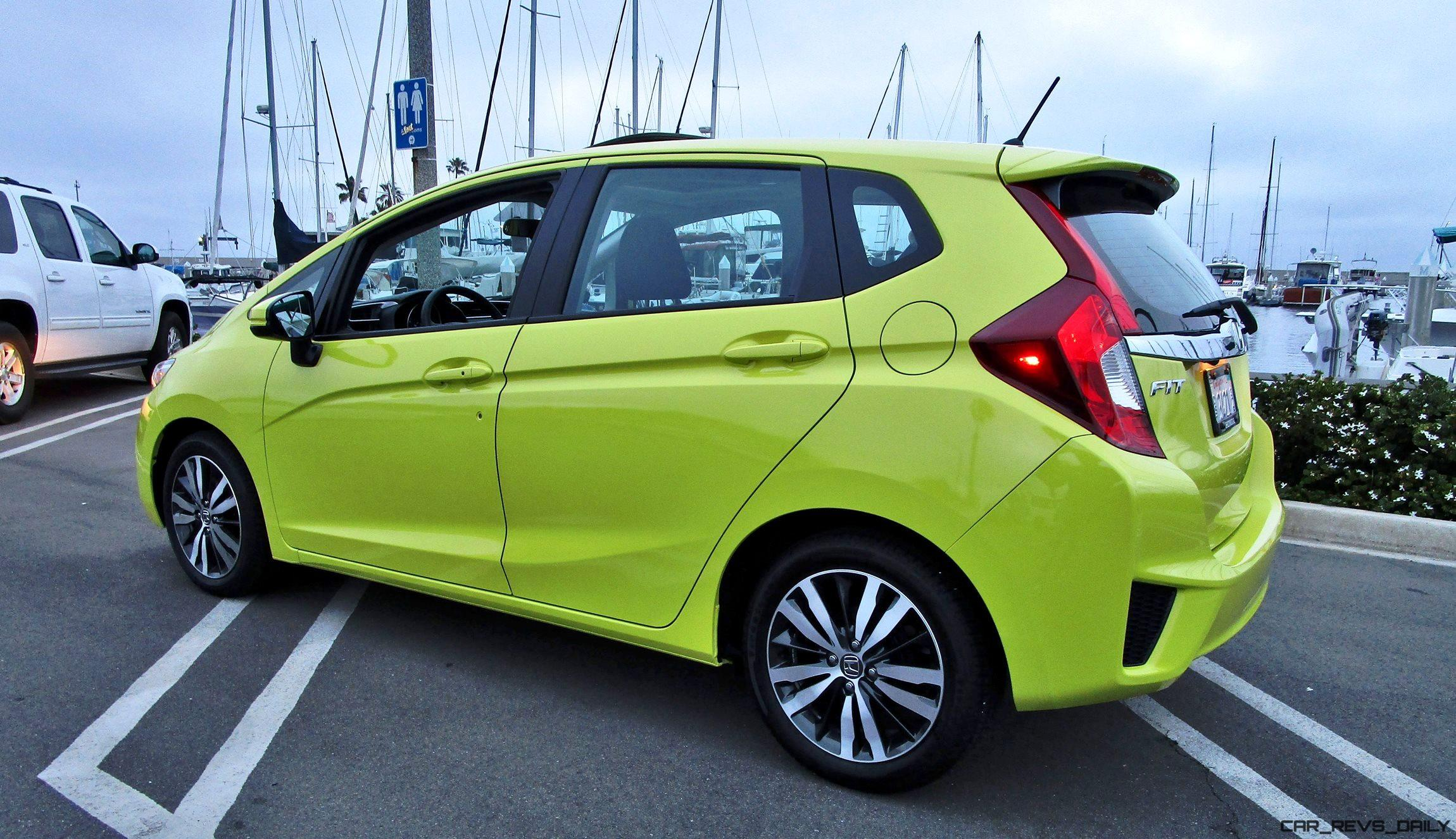 Awesome 2017 Honda Fit  Road Test Review  By Ben Lewis