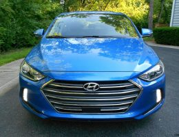 "2017 Hyundai Elantra Limited – Road Test Review – By Ken ""Hawkeye"" Glassman"