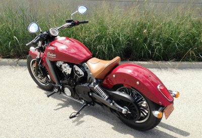 "2017 Indian Scout - Ride Test Review - By Ken ""Hawkeye"" Glassman 10"
