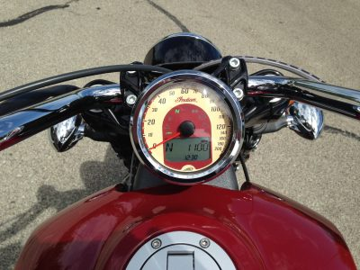 "2017 Indian Scout - Ride Test Review - By Ken ""Hawkeye"" Glassman 6"
