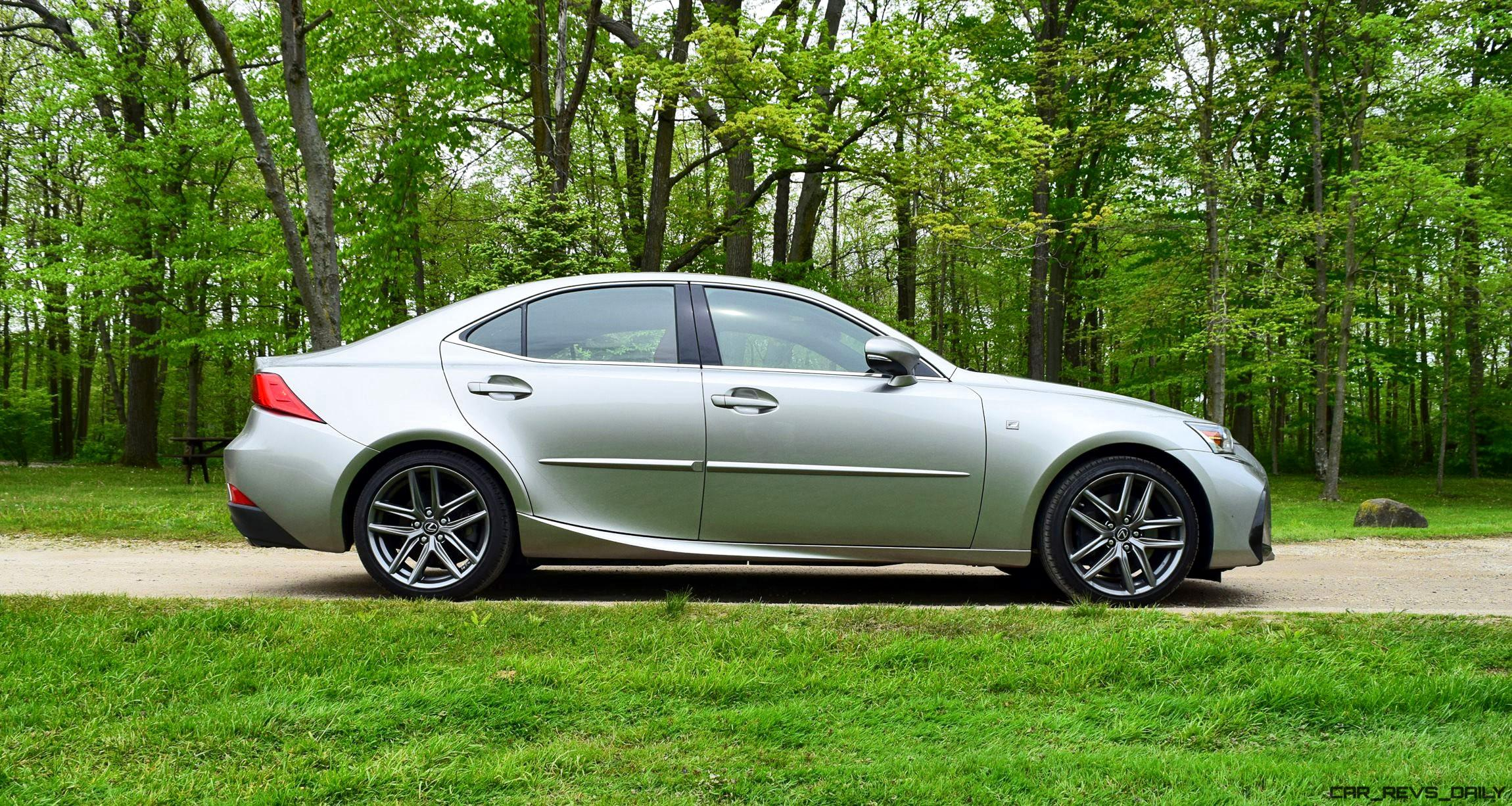 Lexus Is 350 >> 2017 Lexus IS350 F Sport RWD - Road Test Review + Performance Drive Video » LATEST NEWS