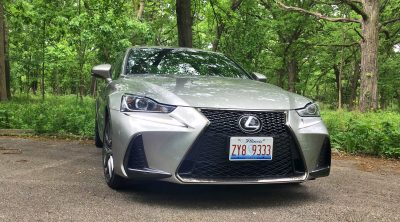 2017 Lexus IS350 F Sport RWD 18