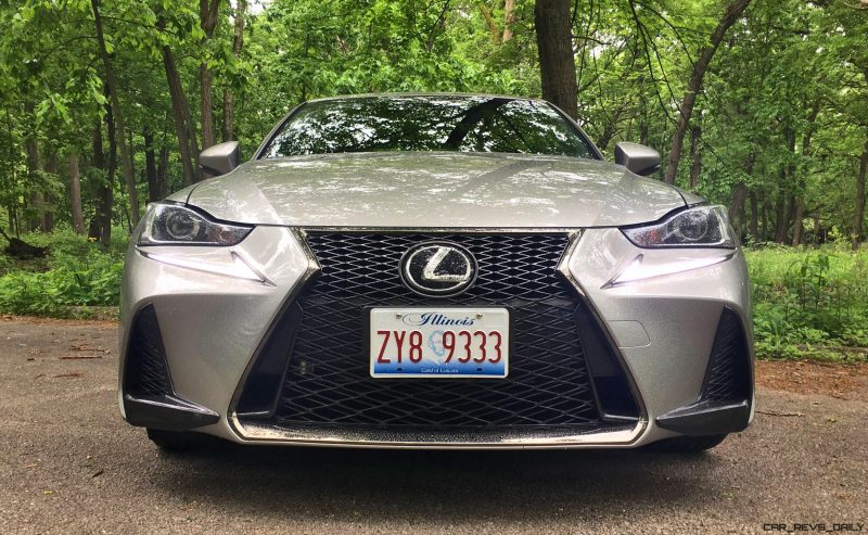 2017 Lexus IS350 F Sport RWD 20