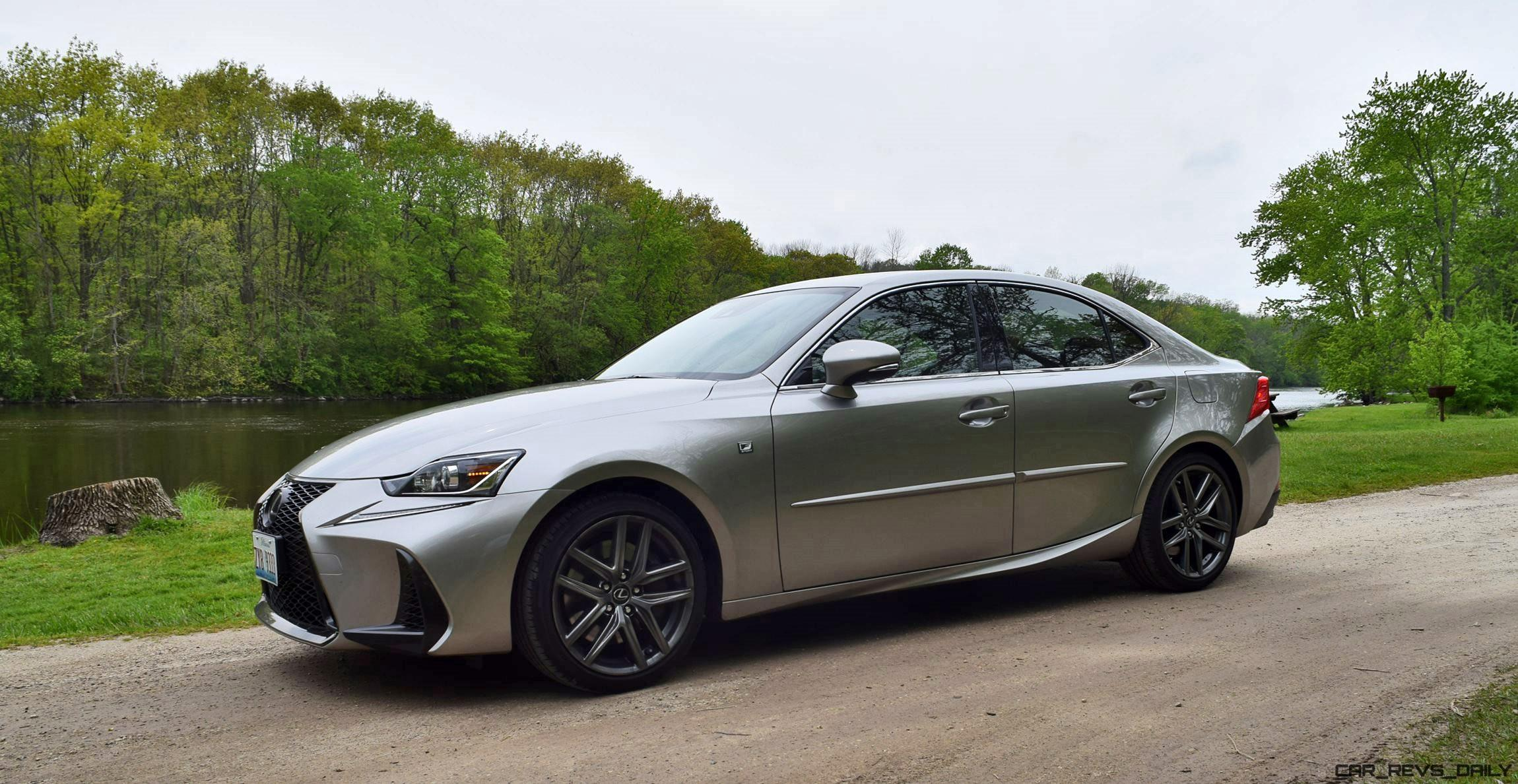 2017 Lexus IS350 F Sport RWD - Road Test Review ...