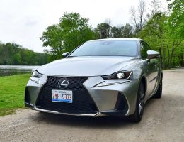 2017 Lexus IS350 F Sport RWD – Road Test Review + Performance Drive Video