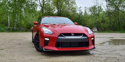 2017 Nissan GT-R Review 1