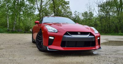 2017 Nissan GT-R Review 13