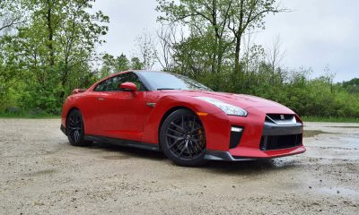 2017 Nissan GT-R Review 16
