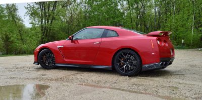 2017 Nissan GT-R Review 34