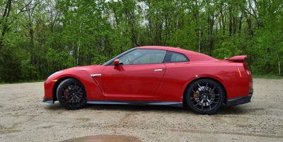 2017 Nissan GT-R Review 36