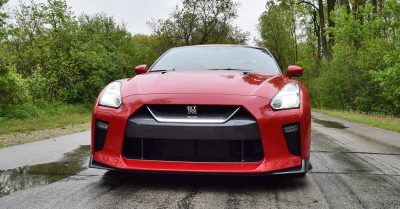 2017 Nissan GT-R Review 39