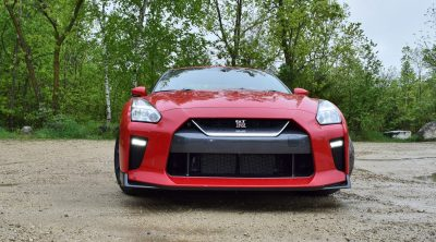 2017 Nissan GT-R Review 4