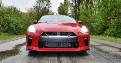 2017 Nissan GT-R Review 40