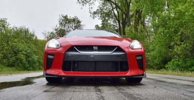 2017 Nissan GT-R Review 41