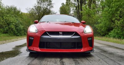 2017 Nissan GT-R Review 42