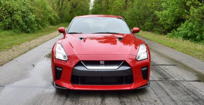2017 Nissan GT-R Review 43