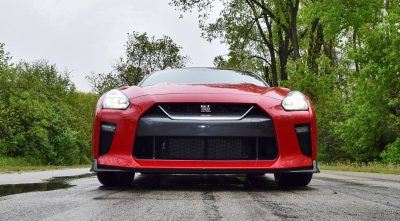 2017 Nissan GT-R Review 48