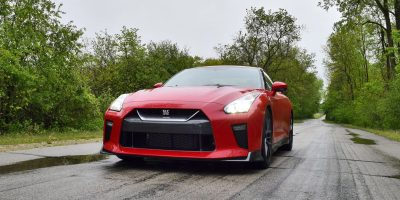 2017 Nissan GT-R Review 57