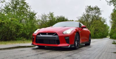 2017 Nissan GT-R Review 58