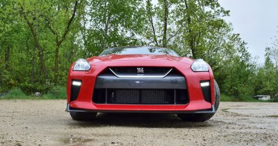 2017 Nissan GT-R Review 6