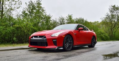2017 Nissan GT-R Review 60