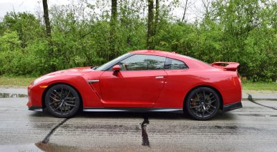 2017 Nissan GT-R Review 63