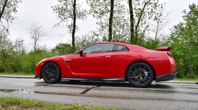 2017 Nissan GT-R Review 64