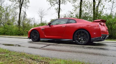 2017 Nissan GT-R Review 65
