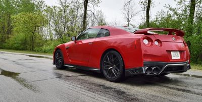 2017 Nissan GT-R Review 66