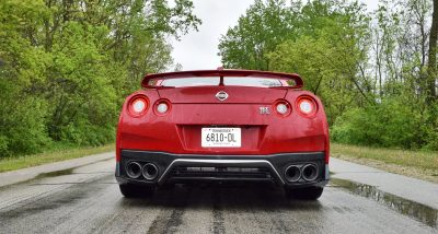 2017 Nissan GT-R Review 71