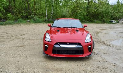 2017 Nissan GT-R Review 8