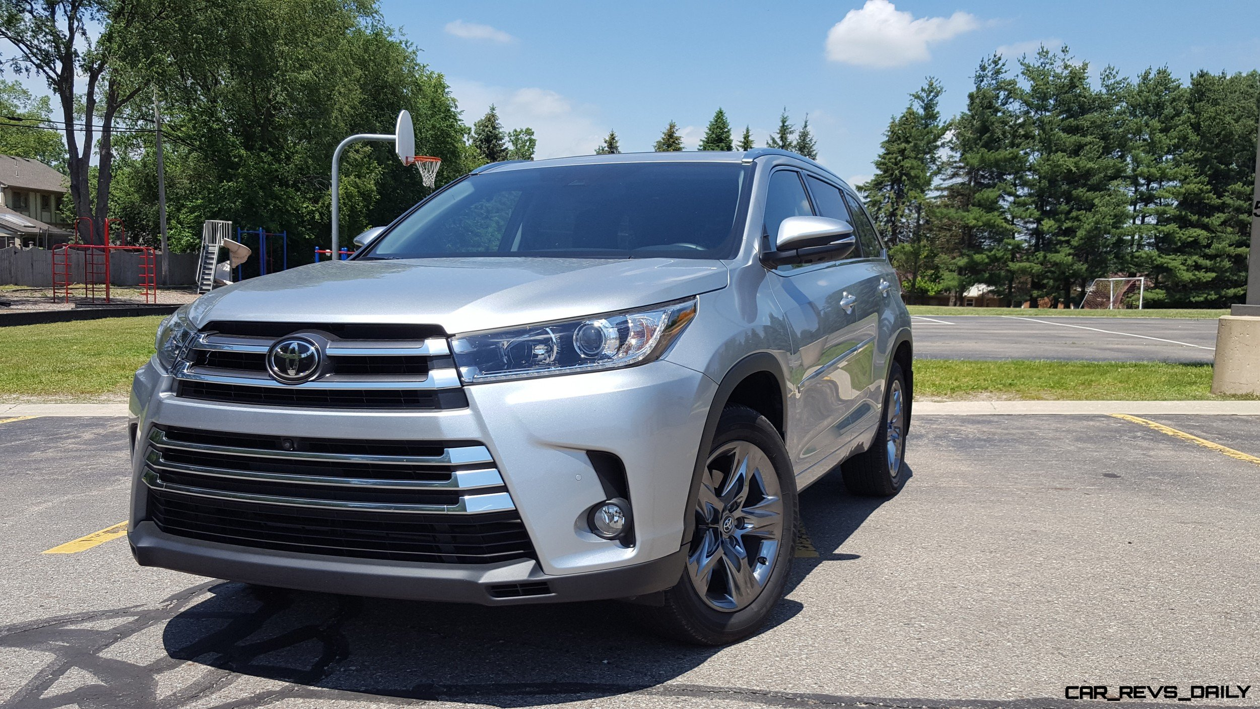 2017 toyota highlander limited platinum awd road test review by carl malek. Black Bedroom Furniture Sets. Home Design Ideas