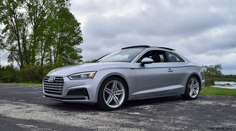 Audi A5 Coupe >> First Drive - 2018 Audi A5 2.0T S-Line Quattro Coupe » CAR ...