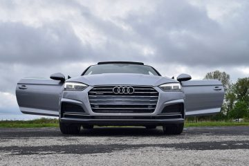 First Drive – 2018 Audi A5 2.0T S-Line Quattro Coupe