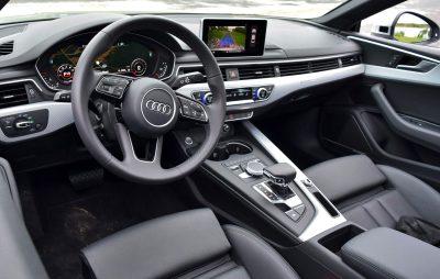 2018 Audi A5 37