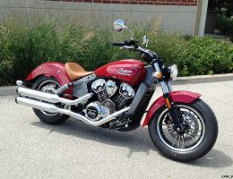 "2017 Indian Scout 69 – Ride Test Review – By Ken ""Hawkeye"" Glassman"