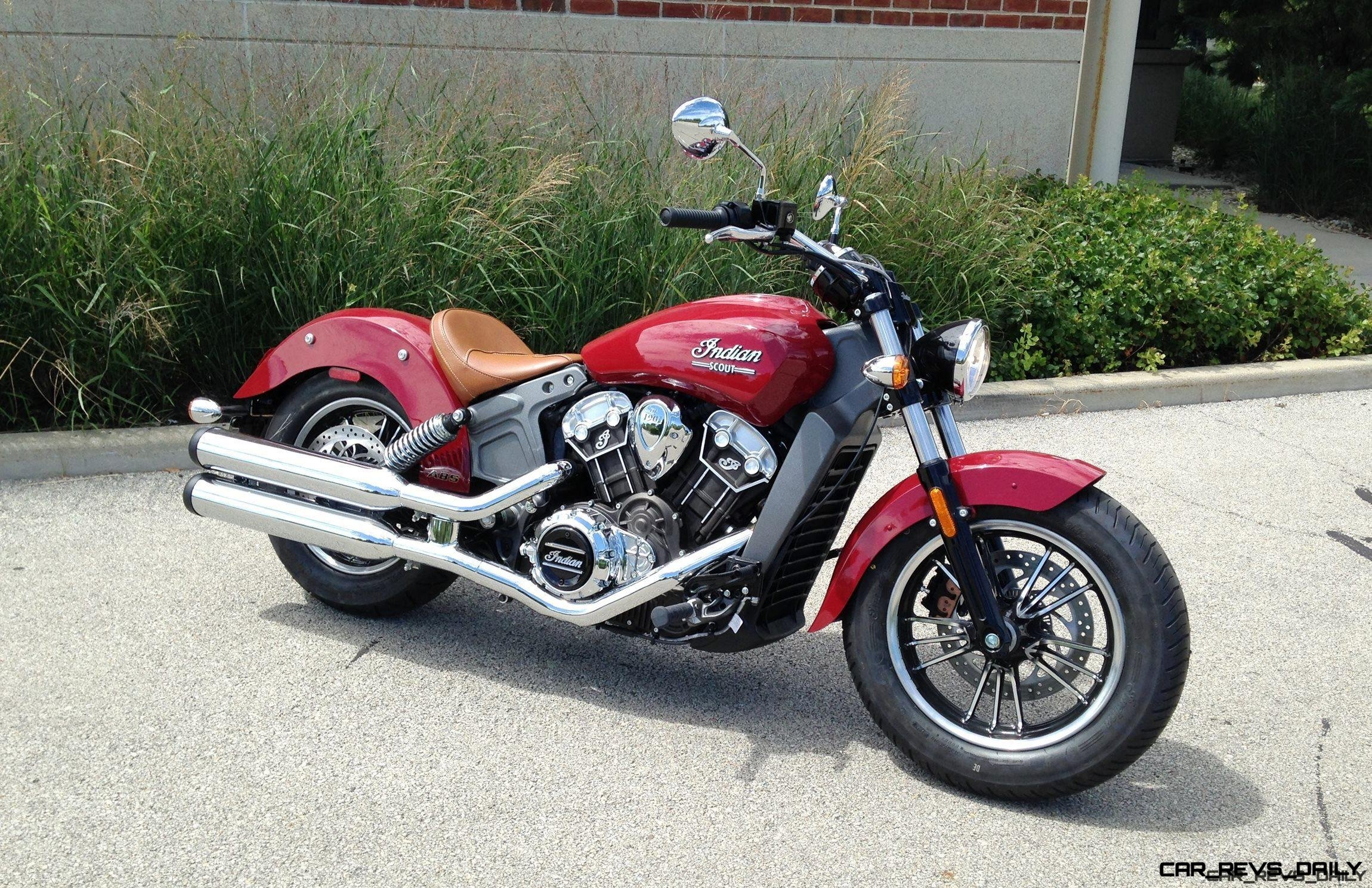 2017 Indian Scout 69
