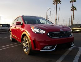 2017 Kia NIRO Touring Hybrid – Road Test Review – By Ben Lewis