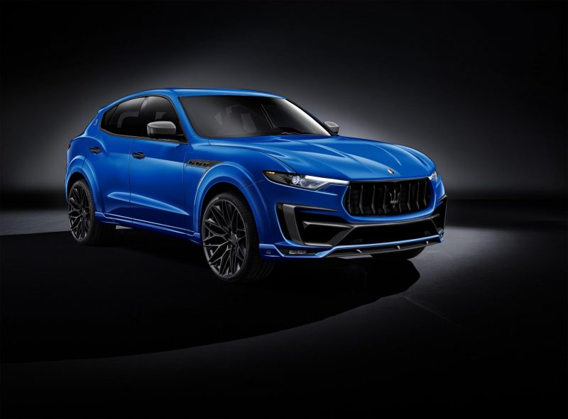 LARTE Design Maserati Levante new Tuning Kit_02