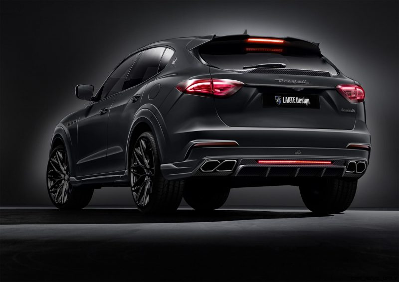 LARTE Design Maserati Levante new Tuning Kit_05