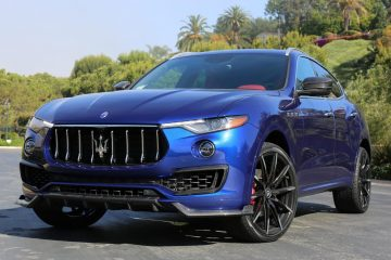 LARTE Design Launches Carbon Kit for MASERATI LEVANTE