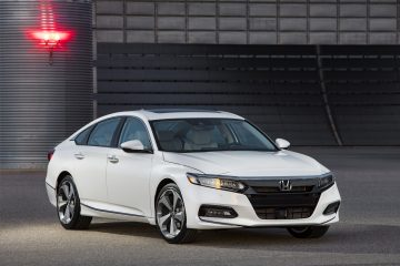 Honda Unveils 2018 Accord, Promises New Levels Of Refinement And Performance