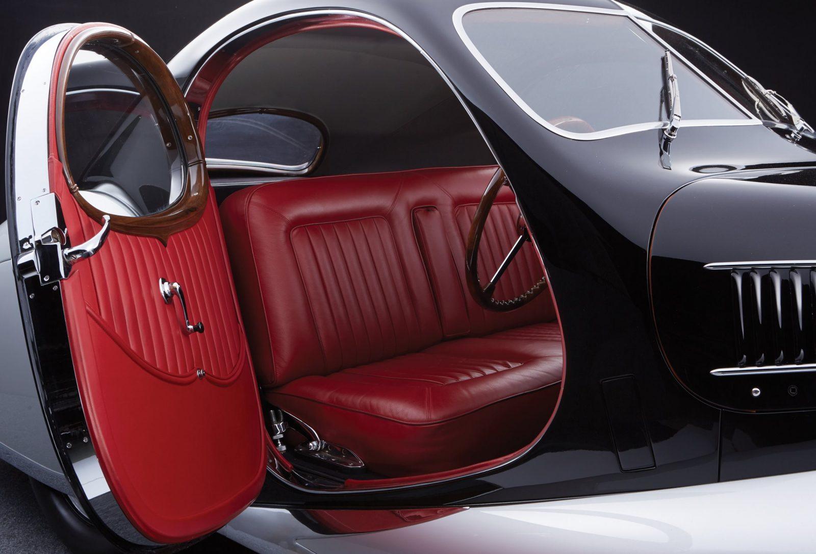 1937 Talbot-Lago T150-C SS 11