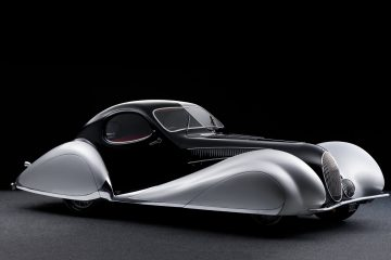 1937 Talbot-Lago T150-C SS Coupé by Figoni et Falaschi – RM Villa Erba Highlight